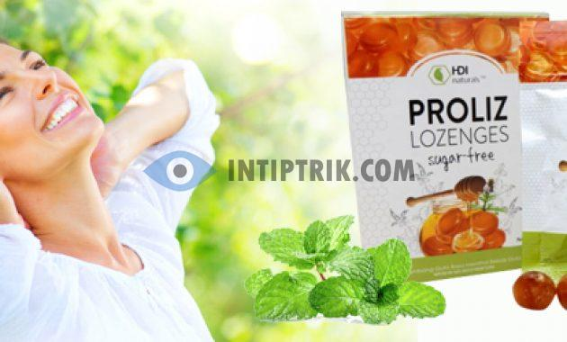 Proliz Herbal / Propolis Lozenges